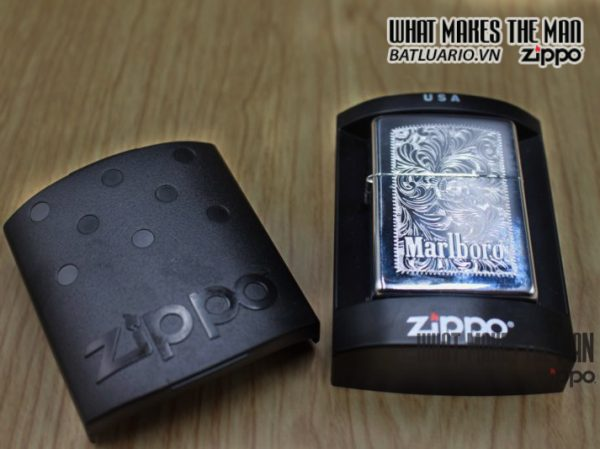 ZIPPO 2004 – MARLBORO ZIPPO DROVE 'EM ALL 1
