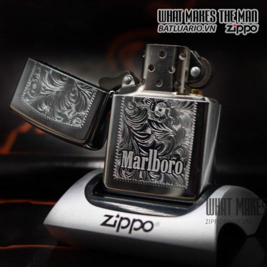 ZIPPO 2004 – MARLBORO ZIPPO DROVE 'EM ALL 2 3