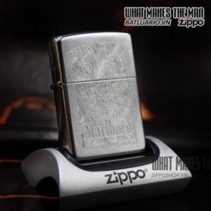 ZIPPO 2004 – MARLBORO ZIPPO DROVE 'EM ALL 2 4