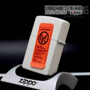 zippo white matte halloween 8