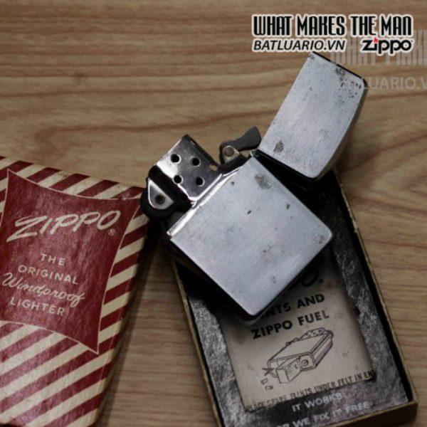 zippo xưa 1952-1954 uss monterey 10