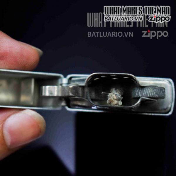 zippo xưa 1952-1954 uss monterey 3