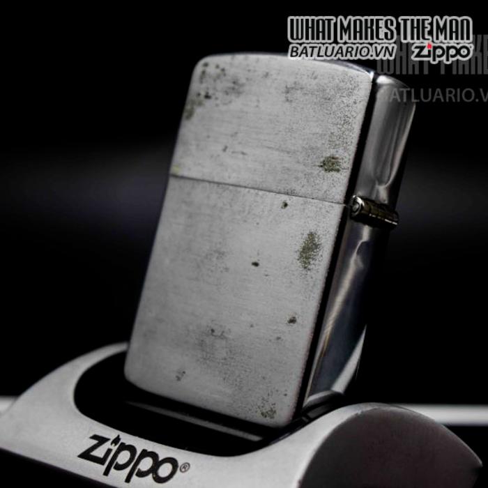 zippo xưa 1952-1954 uss monterey 8