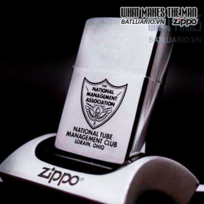 ZIPPO XƯA 1965 – NATIONAL TUBE MANAGEMENT CLUB LORAIN OHIO