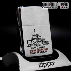 zippo xưa 1971 nolty j theriot 5
