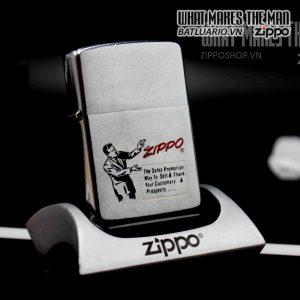 ZIPPO XƯA 1972 – ZIPPO SALESMAN 8