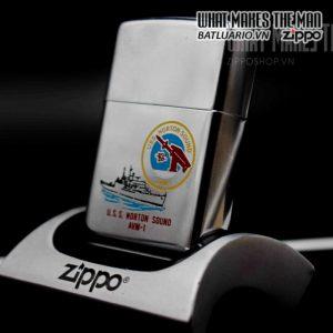 zippo xua 1977 uss norton sound avm 1 8