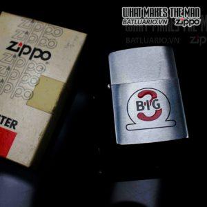 zippo xưa 1978 big 7