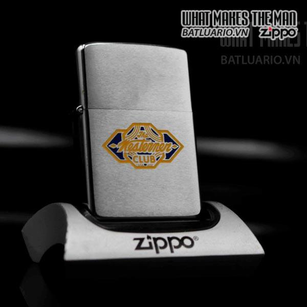 zippo xưa 1980 the westerner club 1
