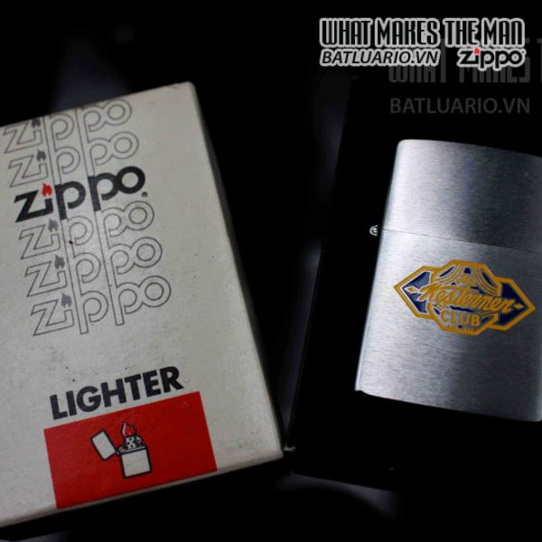 zippo xưa 1980 the westerner club 2