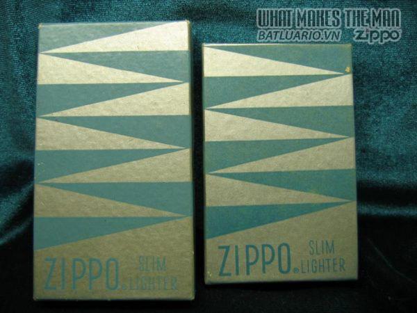 Box zippo canada 1956-1958