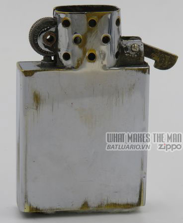 Zippo 1933 Tall Brass with hook cam 8