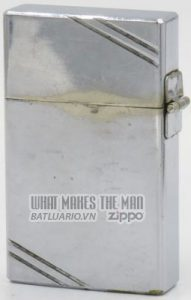 Zippo 1933 Tall Outside Hinge with slashes R