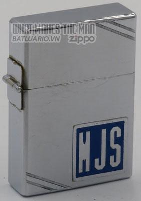 Zippo 1934 Metallique Zippo init