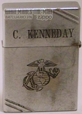 Zippo 1936-40 Kenneday USMC