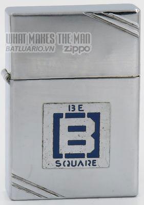 Zippo 1936 Metallique Be Square