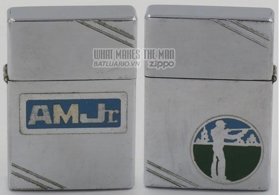 Zippo 1936 Metallique Hunter AMJr