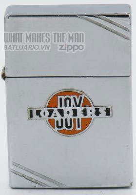 Zippo  1936 Metallique Joy Loaders 1