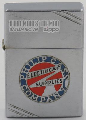 Zippo 1936 Metallique Philip Cass Company