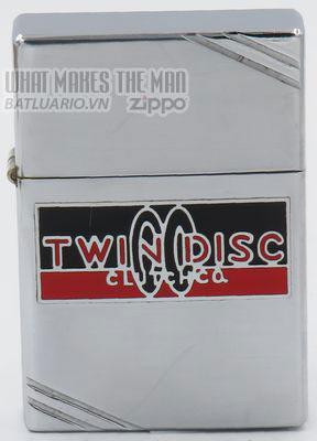 Zippo 1936 Metallique twin disk Clutch