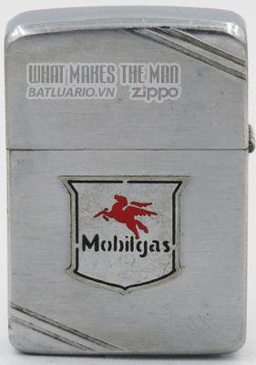 Zippo 1937 Mobilgas Metallique R
