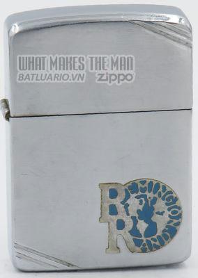 Zippo 1937 Remington Rand Metallique
