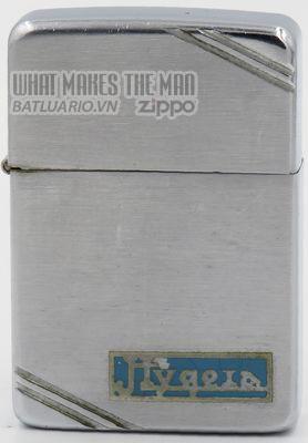 Zippo 1938-39 Metallique Hygeria