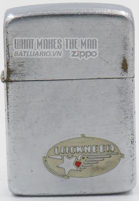 Zippo 1938-39 Metallique Lockheed