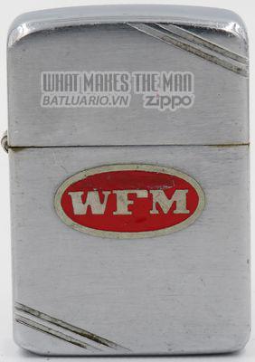 Zippo 1938-39 Metallique init WFM