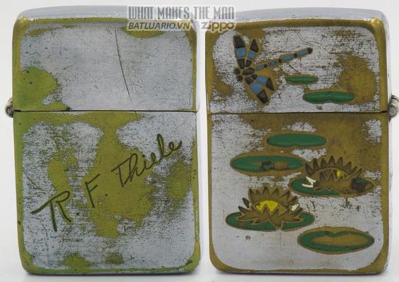 Zippo 1938 T&C Lily Pond Thiele