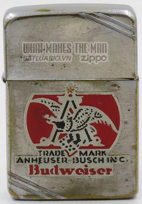 Zippo 1940-41 Budweiser Metallique