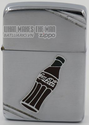 Zippo 1940 Coca-Cola Metallique