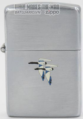 Zippo 1940s T&C small flying geese