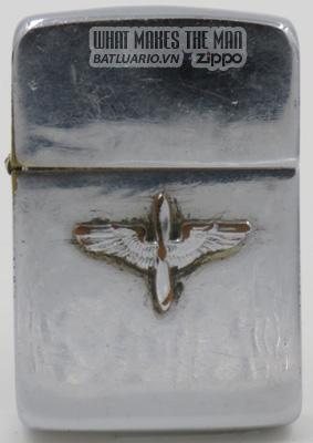 Zippo 1941-42 Silver Wings