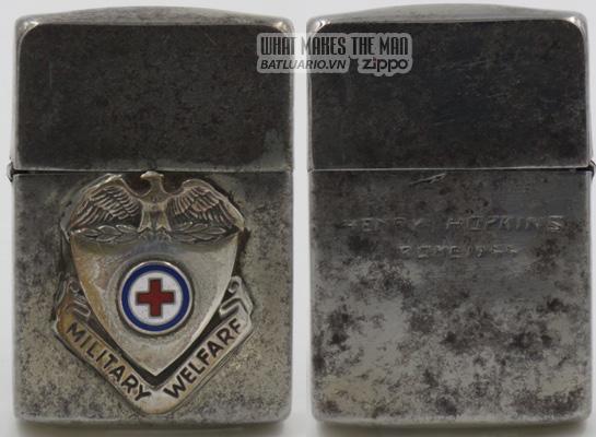 Zippo 1941 for Military Welfare