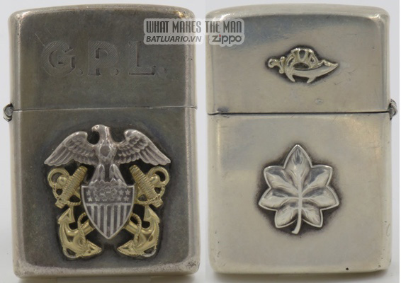 Zippo 1942-45 Navy GPL