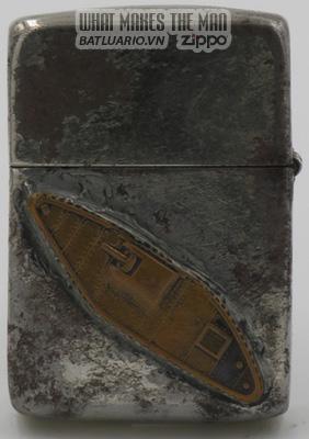 Zippo 1942-45 WWI era tank