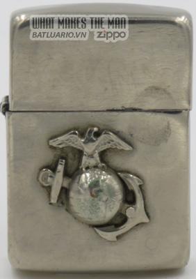 Zippo 1943 US Marine Corps emblem