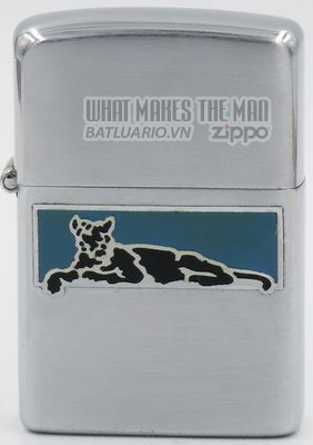 Zippo 1946-47 Metallique feline