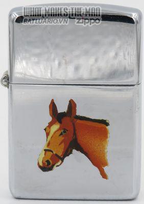 Zippo 1946-49 T&C - Zippo Horse head
