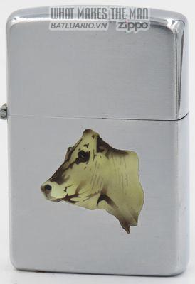 Zippo 1950-51 T&C Cows Head