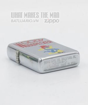 Zippo 1952-53 Woody Woodpecker B