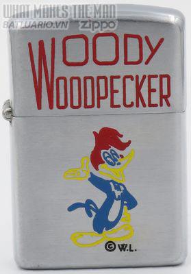 Zippo 1952-53 Woody Woodpecker