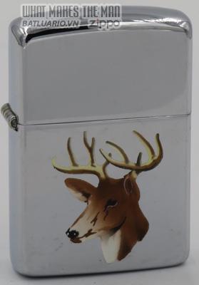 Zippo 1953 T&C - Zippo Deer Head