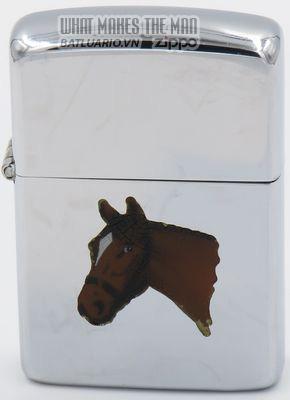 Zippo 1954-55Town & Country - Zippo Horse