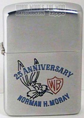 Zippo 1954 Warner Bros 25th Bugs Bunny