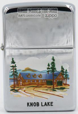 Zippo 1956 T&C - Zippo for Knob Lake