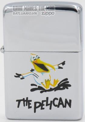 Zippo 1956 T&C - Zippo with The Pelican
