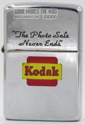 Zippo 1958 T&C ZIPPO for Kodak