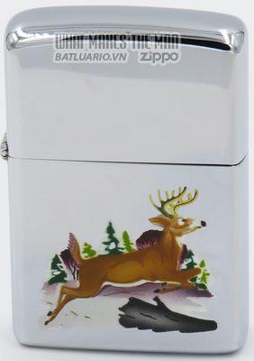 Zippo 1959 T&C Leaping deer